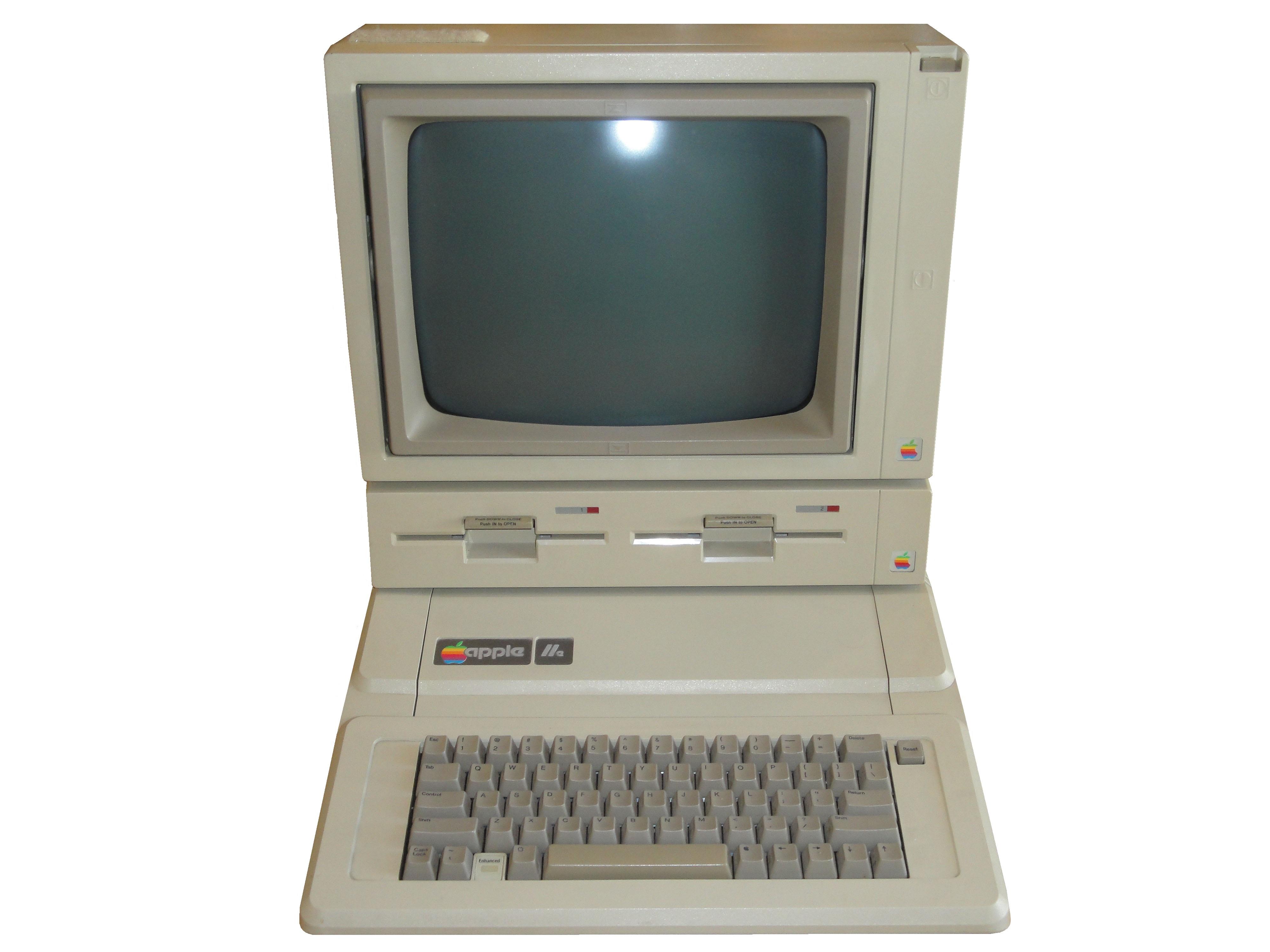 Apple II Computers – TanRu Nomad Retro Computing
